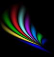 Spase background 02 03 vector image