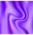 Violet silk background vector image