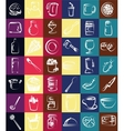 kitchen icon vector image