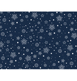 Winter Holiday Background vector image vector image