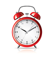 object alarm clock vector image