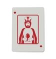 casino poker cards vector image