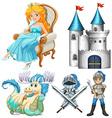 Fairy tales vector image vector image