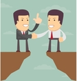 Agreement Business vector image