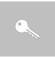 Key computer symbol vector image