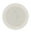 Marble stone logo frame vector image