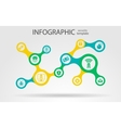 Security infographic concept vector image