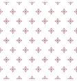 Abstract geometry rhombuses seamless vector image