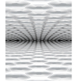 Abstract perspective background design vector image