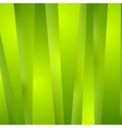 Tech green vertical stripes background vector image