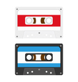 Audio Cassette Tapes vector image