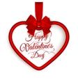 Valentine s card background EPS 10 vector image