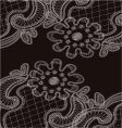 antique lace vector image