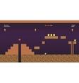 Video game location arcade games vector image