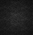 Abstract black texture vector image