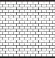 brick pattern seamless background vector image
