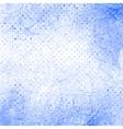 Vintage Polka Dots Pattern vector image