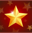 star for decorative background and vector image
