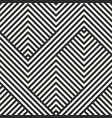 geometric lines pattern abstract striped ornament vector image