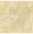 abstract seamless beige texture of rusted metal vector image vector image