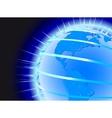 earth concept vector image