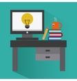 Office icons desgin vector image