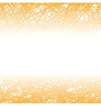 Abstract Orange Line Background vector image vector image