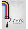 CMYK vector image