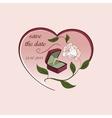 Wedding Labels Logo vector image