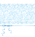 Lace backgraund vector image