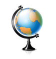 object classic globe vector image