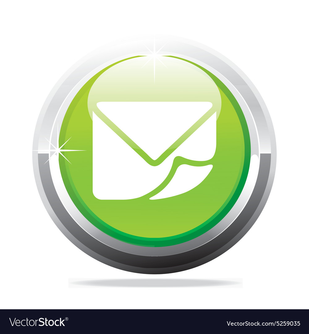 Logo business email contact message design icon vector