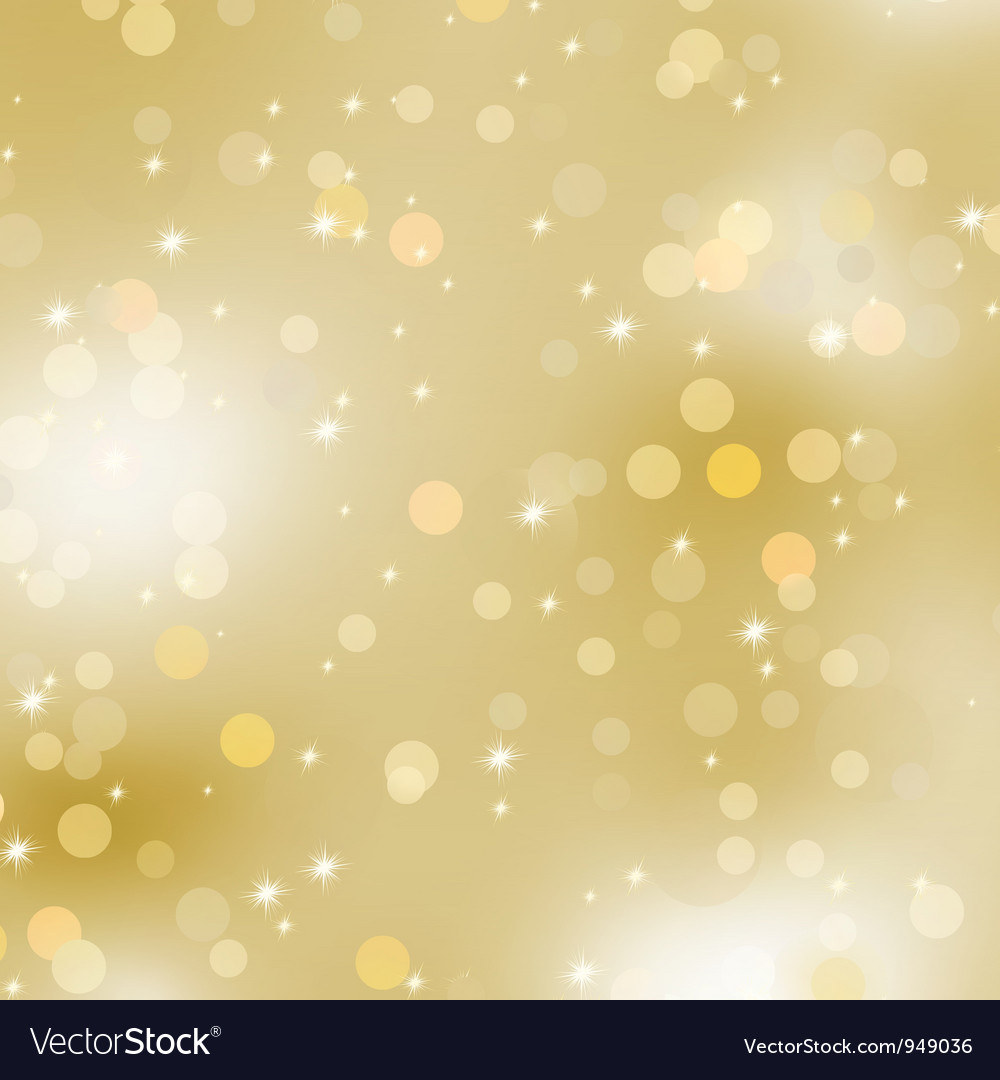 Glittery christmas background vector
