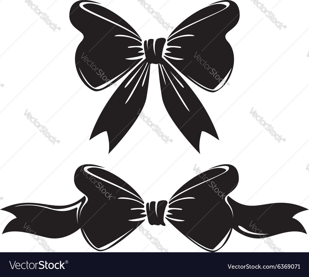 Blackbows vector