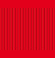 red vertical background vector image