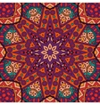 Abstract Tribal ethnic pattern ornamental vector image