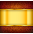 Vintage and classic abstract background eps10 016 vector image