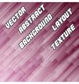 Purple Diagonal Background vector image