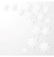 octagonal stars vector image