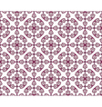 Vintage Pattern Abstract ornament vector image
