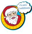 santa clip art vector image