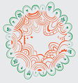 holiday design vector image vector image