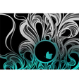 Abstract fluids vector image