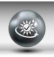 sun protection block icon sunblock skin isolated vector image