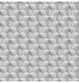Seamless Geometric Pattern Grayscale Background vector image vector image