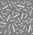 metallic ruler seamless pattern vector image