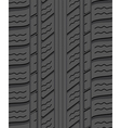 rubber tyre vector image vector image