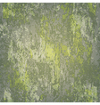 abstract seamless texture of gray green rusted vector image vector image
