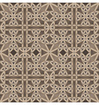 gothic ceiling vector image
