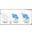 solar panel solar battery logo energy energetics vector image